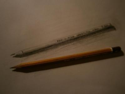 crtež-olovka