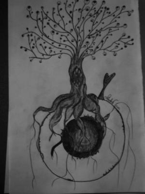 crtež-fantazije