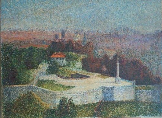 Ljiljana Glišović, Zidovi Tvrdjave