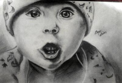 Crtež-Beba