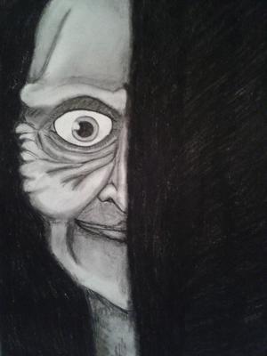 Gledam te.