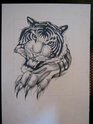 Tattoo tema - medved