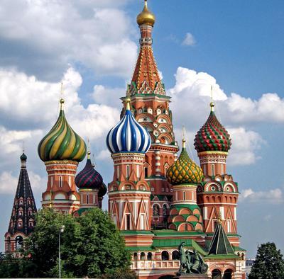 Hram Vasilija Blazenog -original