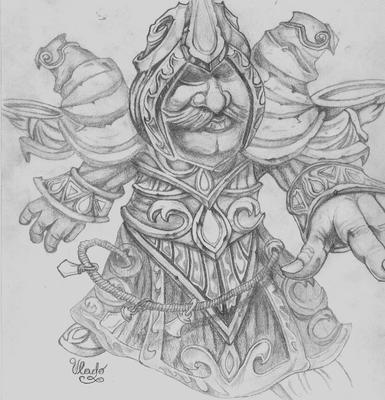 World of WarCraft Gnome