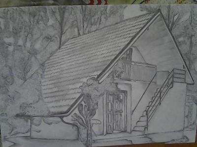 Kućića u šumi