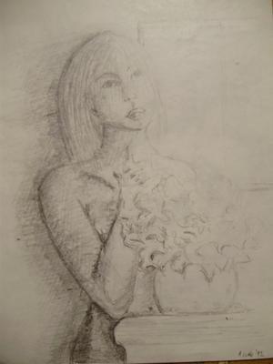 Portret-devojka