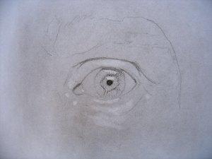 Kako nacrati oko