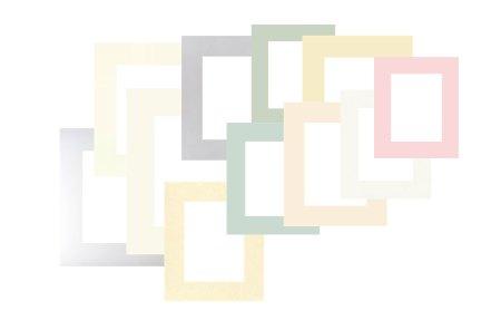 Paspartu svetlih boja