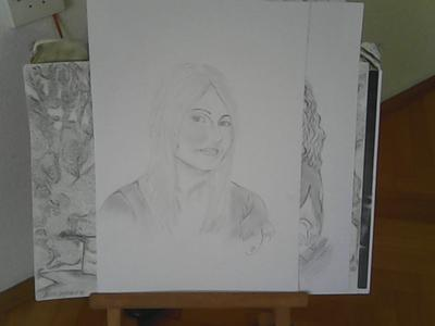 Portret Vesna