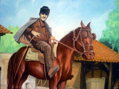 Pradeda na konju