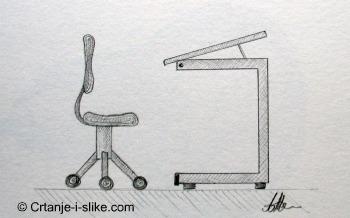 Sto za crtanje