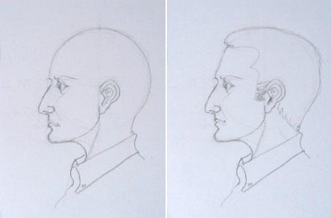 Kako nacrtati profil