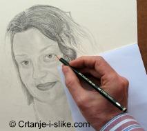 Zaštitite vaš crtež dok crtate